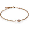 (RETIRED) Pandora LovePods 18ct Rose Gold Bracelet Pavé Dias