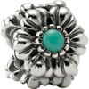(RETIRING SOON) Pandora Birthstone Bead December Turquoise